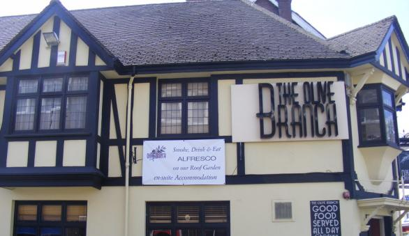 The Olive Branch Devon
