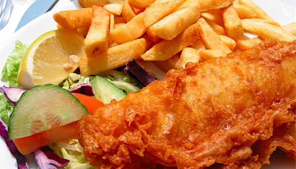 Olive Branch Fish and Chips